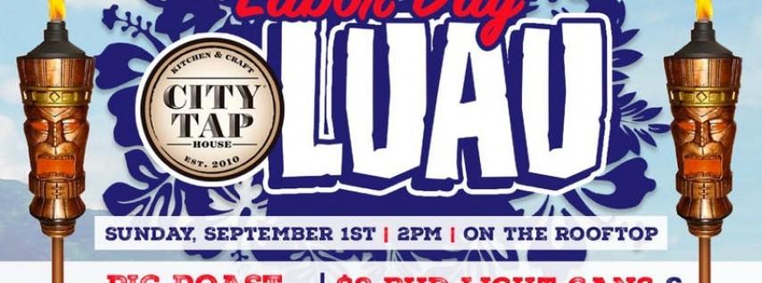 Labor Day Luau