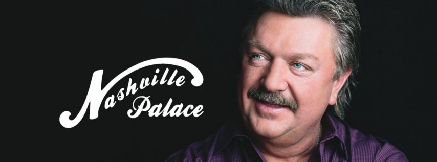 Joe Diffie at the Nashville Palace with special guest River Dan!