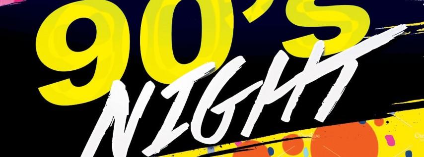90's Night @ The Greatest Bar