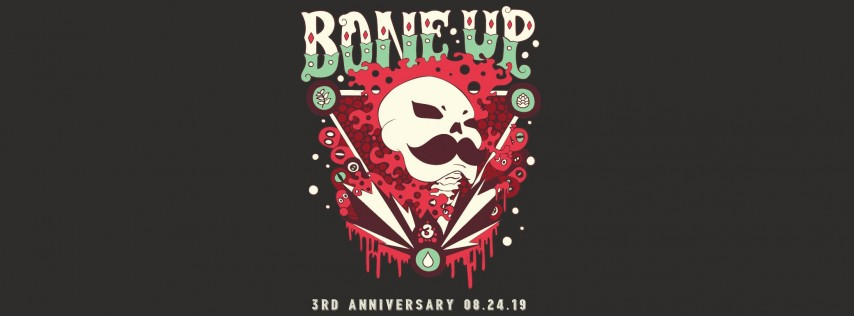 Bone Up Brewing Third Anniversary Bash