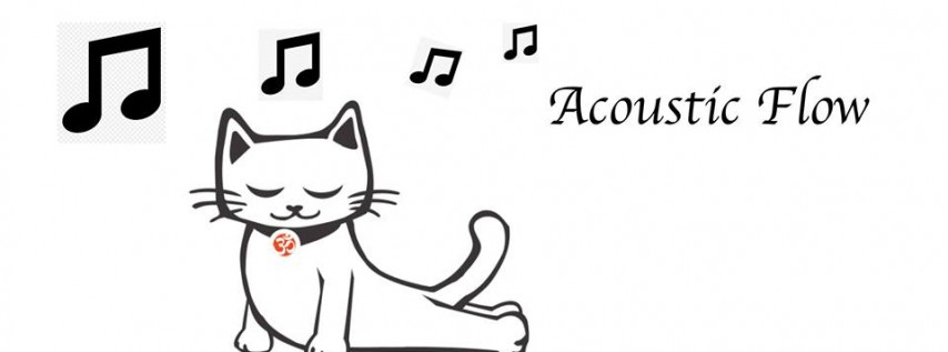 Labor Day Acoustic Flow at Lucky Cat Yoga