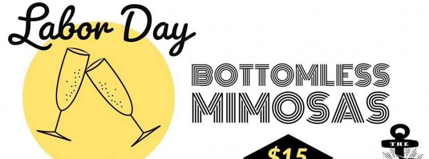 LABOR DAY Bottomless Brunch