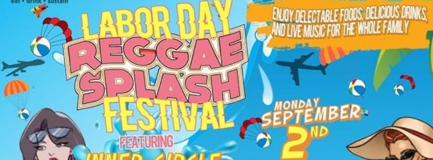 Labor Day Reggae Splash Festival