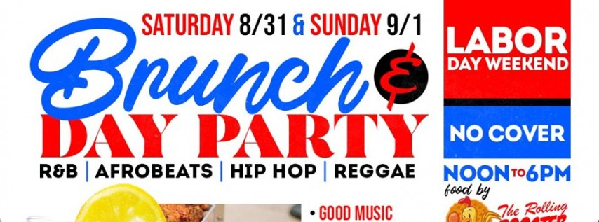 Labor Day Wknd Brunch + Day Party | 8.31