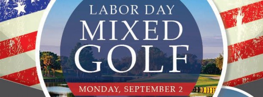 Labor Day Mixed Golf