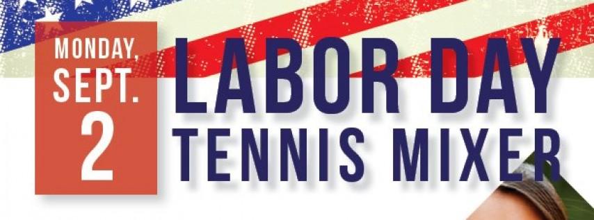 Labor Day Tennis Mixer