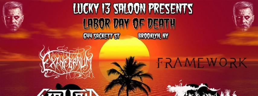 Labor Day of Death