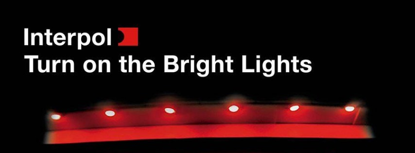 Classic Album Sundays D.C.: Interpol 'Turn on the Bright Lights'