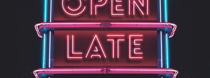 Open Late ~ Late Night Brunch Labor Day x Made in America Weekend