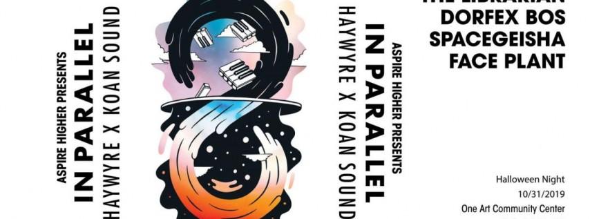 Higher Halloween 3 w/ KOAN Sound, Haywyre, The Librarian & more!
