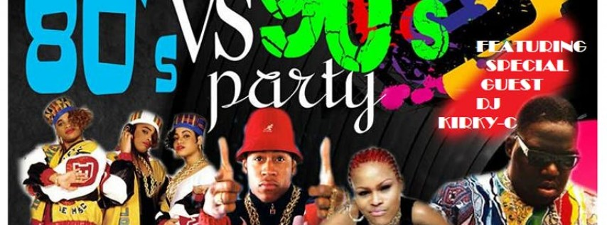 The Rewind: 80s vs 90s Grownfolks LABOR DAY Charity PARTY -NO COVER