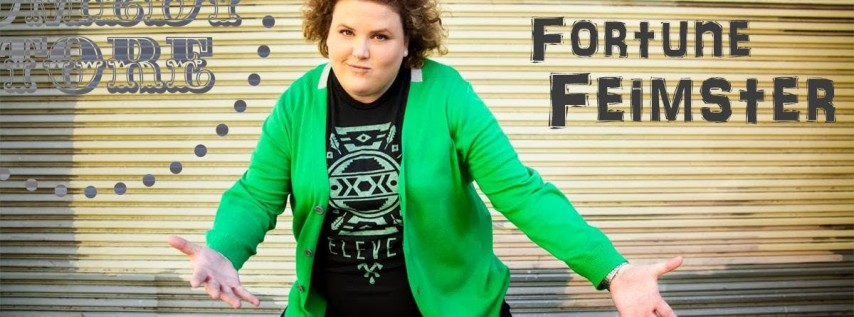 Fortune Feimster - Friday - 9:45pm