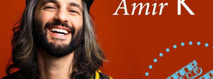 Amir K - Saturday - 7:30pm