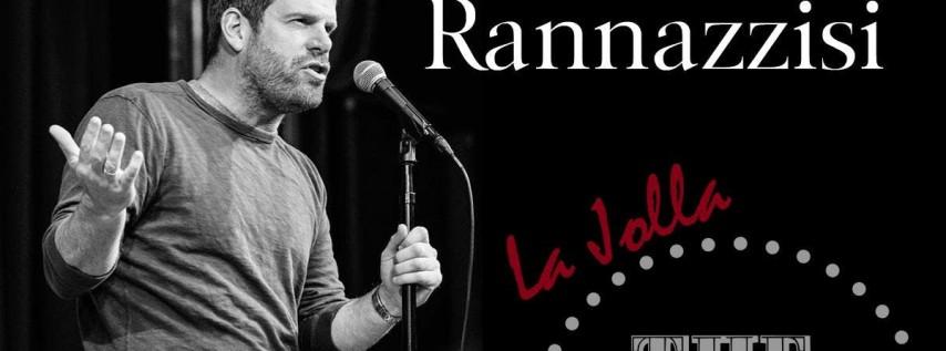 Steve Rannazzisi - Sunday - 7:30pm
