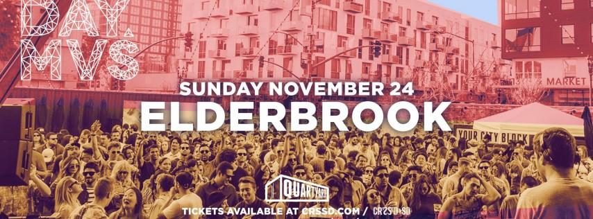 Elderbrook Live @ Quartyard