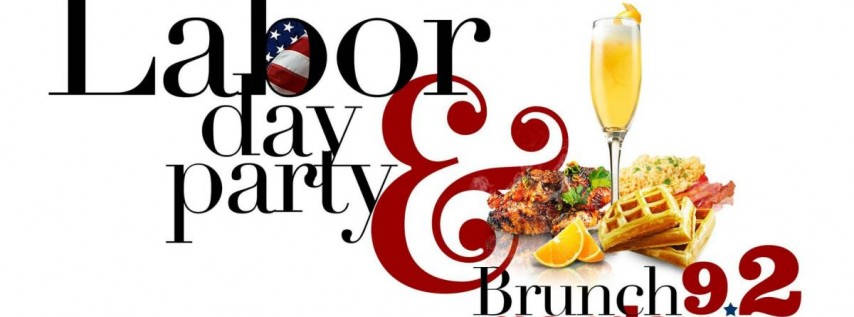 Labor Day Brunch + Day Party at The Park!