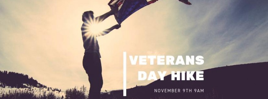 Veterans Day Free Hike