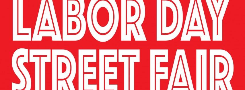 Labor Day Street Fair