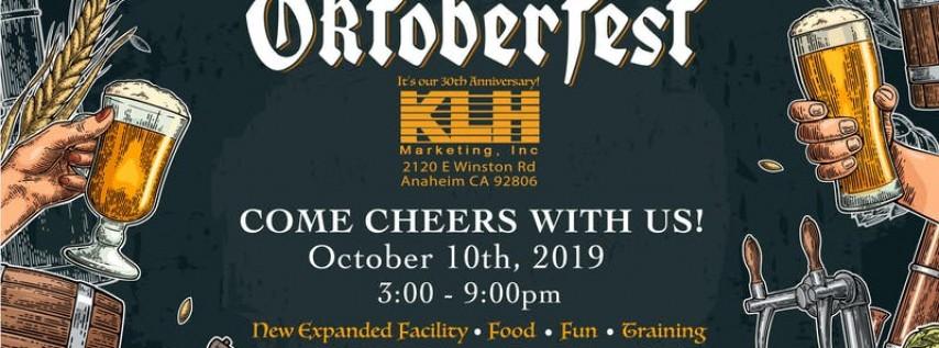 KLH Oktoberfest 2019