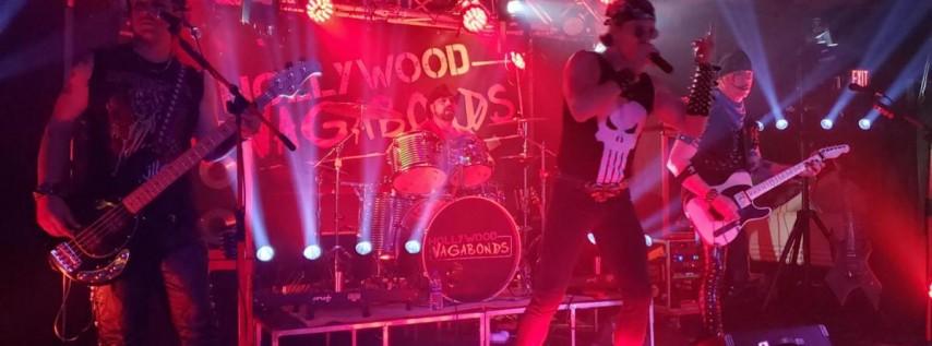 Hollywood Vagabonds Rock Pour Nelson's Pub