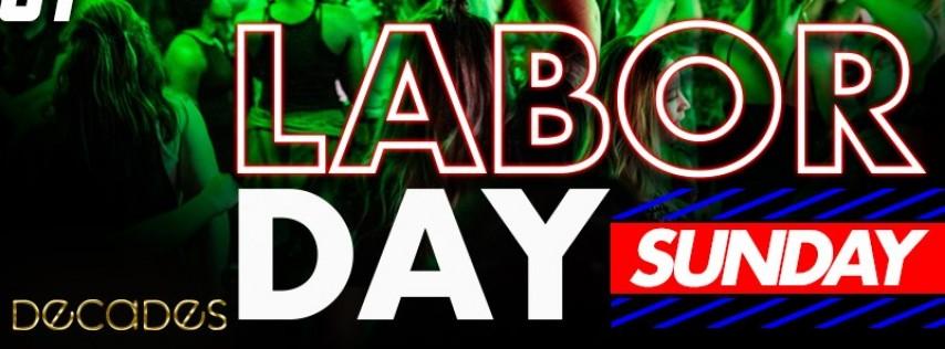 Labor Day Sunday