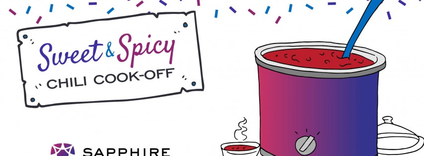 Sapphire Strategy Sweet & Spicy Chili Cook-off
