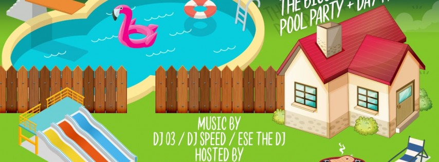 YKTV POOL PARTY 3: THE FINALE! (The Labor Day Banger)