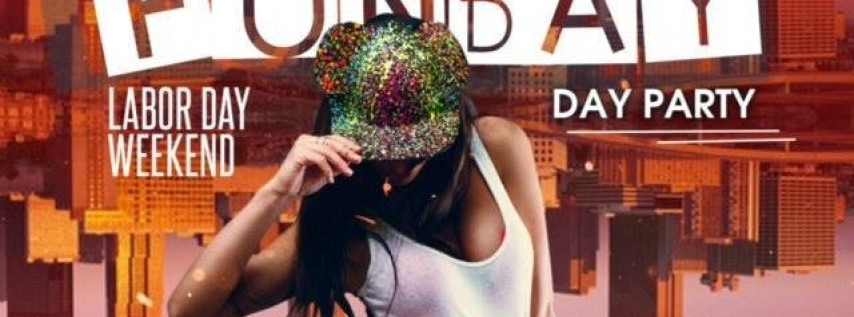Sunday Funday Labor Day weekend day party at QC SOCIAL