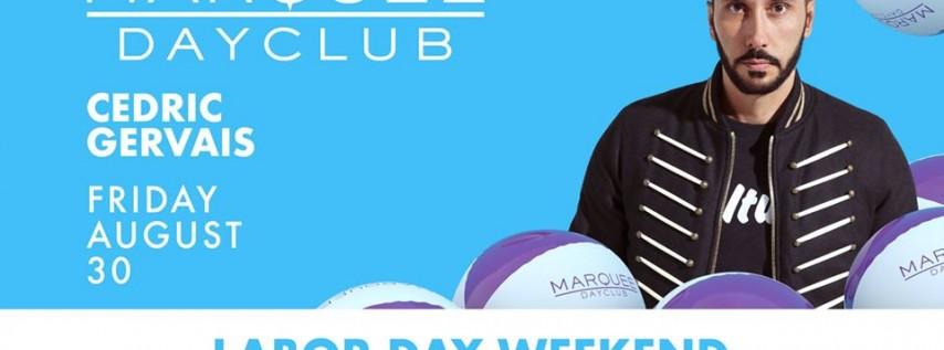 Marquee Dayclub - Cedric Gervais