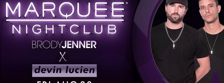 Marquee Nightclub - Brody Jenner x Devin Lucien