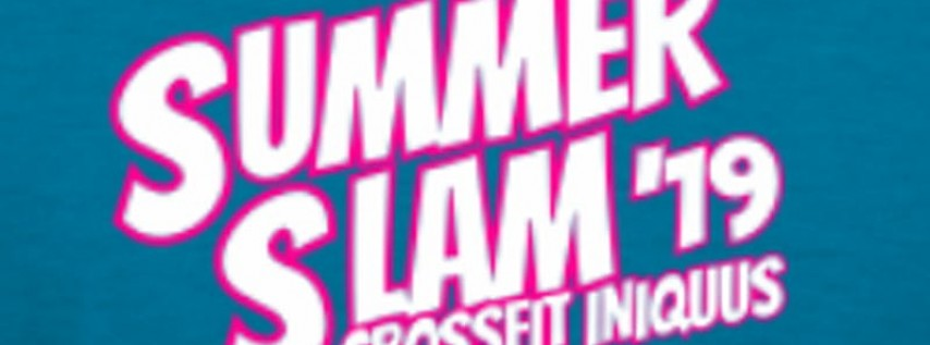 Summer Slam '19