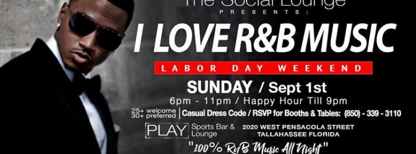 The Social Lounge (Labor Day Weekend)