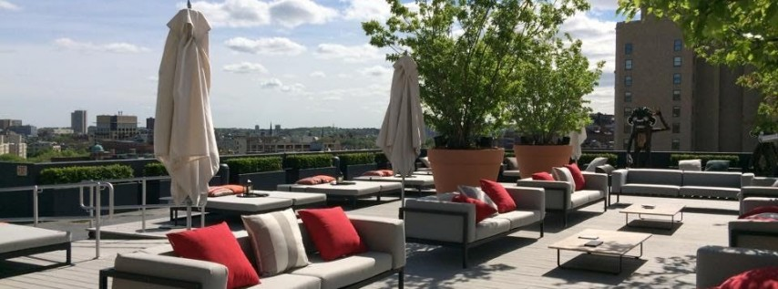 RoofTop Labor Day Party   Revere Hotel Boston