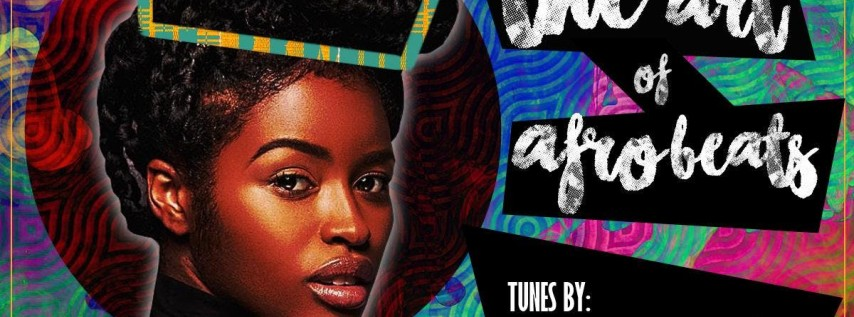 The Art of Afrobeats Charlotte, Vol.2: Labor Day Weekend 2019 @ Crown Station