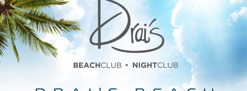 Labor day Pool Party #1 Rooftop Party in Vegas - Drais Beach Club