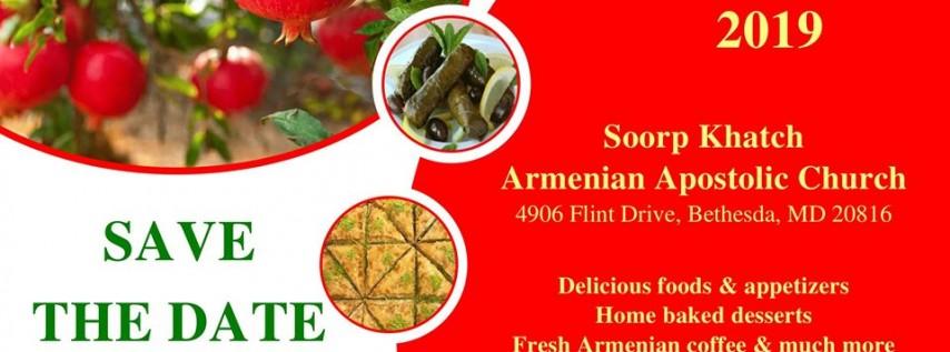 Soorp Khatch Armenian Fall Festival & Bazaar 2019