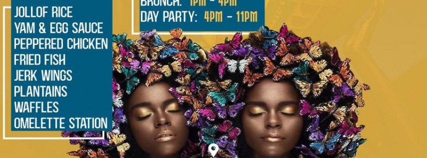 The Tribe Brunch Labor Day Sep 1 Brunch x Day Party (IGB)