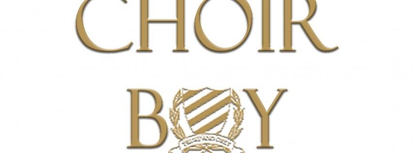 CHOIR BOY by Tarrell Alvin McCraney