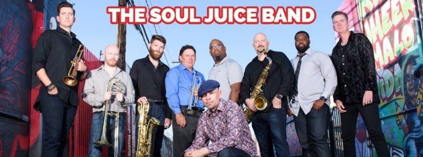 The Get Down' with The Soul Juice Band at House of Blues B Side