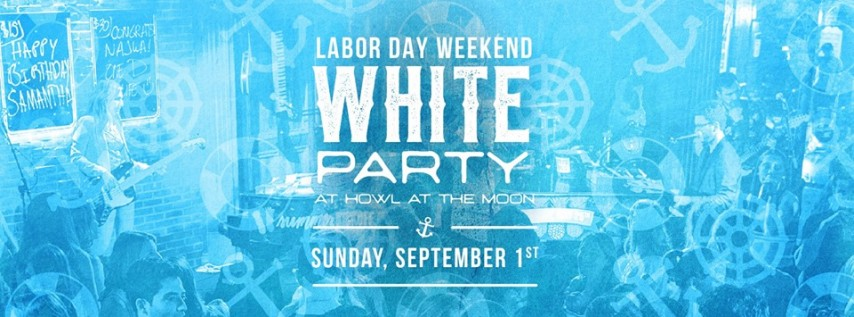 Labor Day Weekend White Party