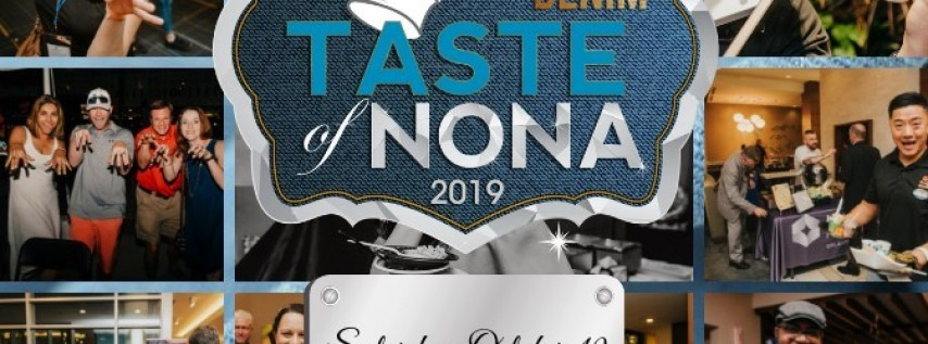Taste of Nona: Diamonds and Denim