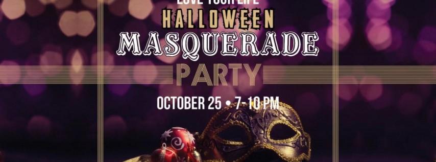 LYLF Halloween Masquerade Party