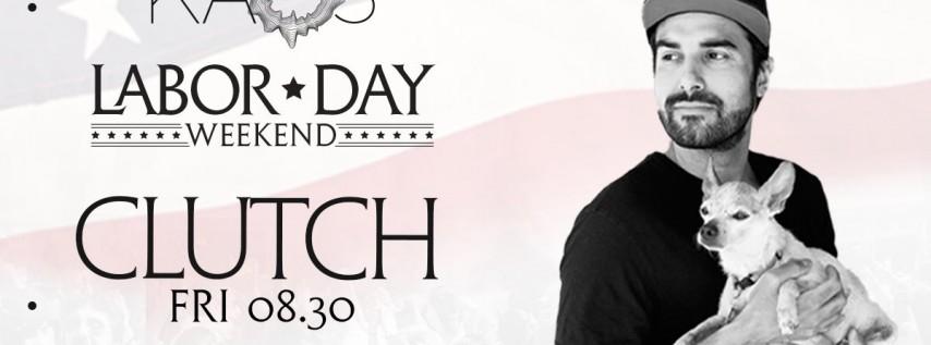 LDW Presents: David Clutch at KAOS Dayclub