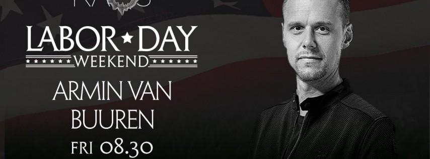 LDW Presents: Armin Van Buuren at KAOS Nightclub