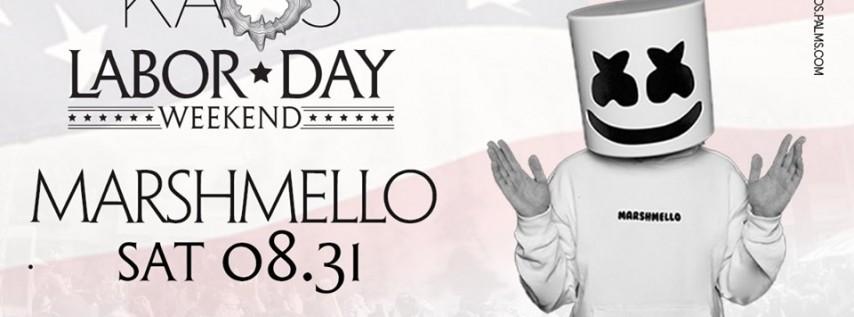 LDW Presents: Marshmello at KAOS Dayclub