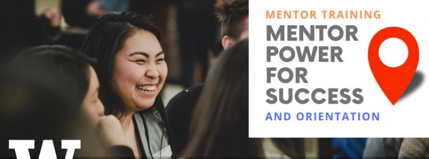 MPFS Mentor Training & Orientation 9/18/19