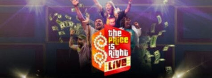 The Price Is Right Live!Guest Host Tyler Bradley