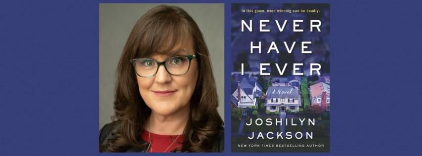 Joshilyn Jackson / Author Event