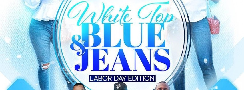 White Tops Blue Jeans Labor Day Edition