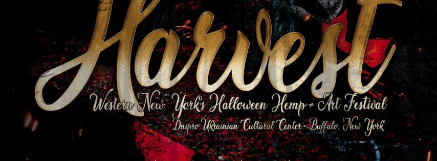 Harvest• Western New York's Halloween Hemp & Art Festival